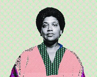 I write for those women who do not speak, for those who do not have a voice because they were so terrified, because we are taught to respect fear more than ourselves. We've been taught that silence would save us, but it won't.  #BHM — Audre Lorde