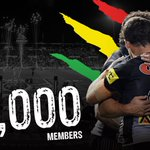 THANK YOU 🖤❤️️💛💚 We're thrilled to announce we've achieved another milestone in 2018 👏👏👏  #pantherpride 🐾