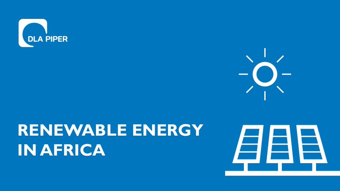 Looking to invest in #renewableenergy in #Africa? Download our go-to guide for understanding the market Photo