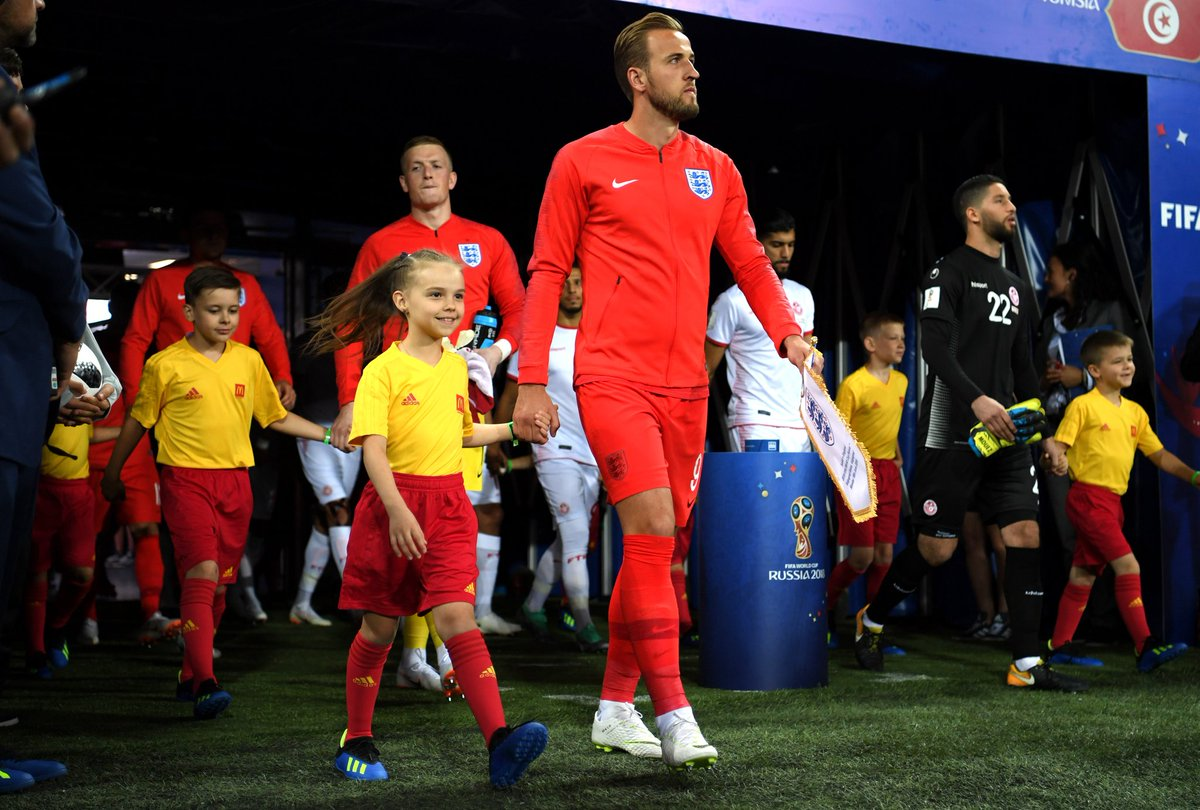 Harry Kane's photo on #WorldCup