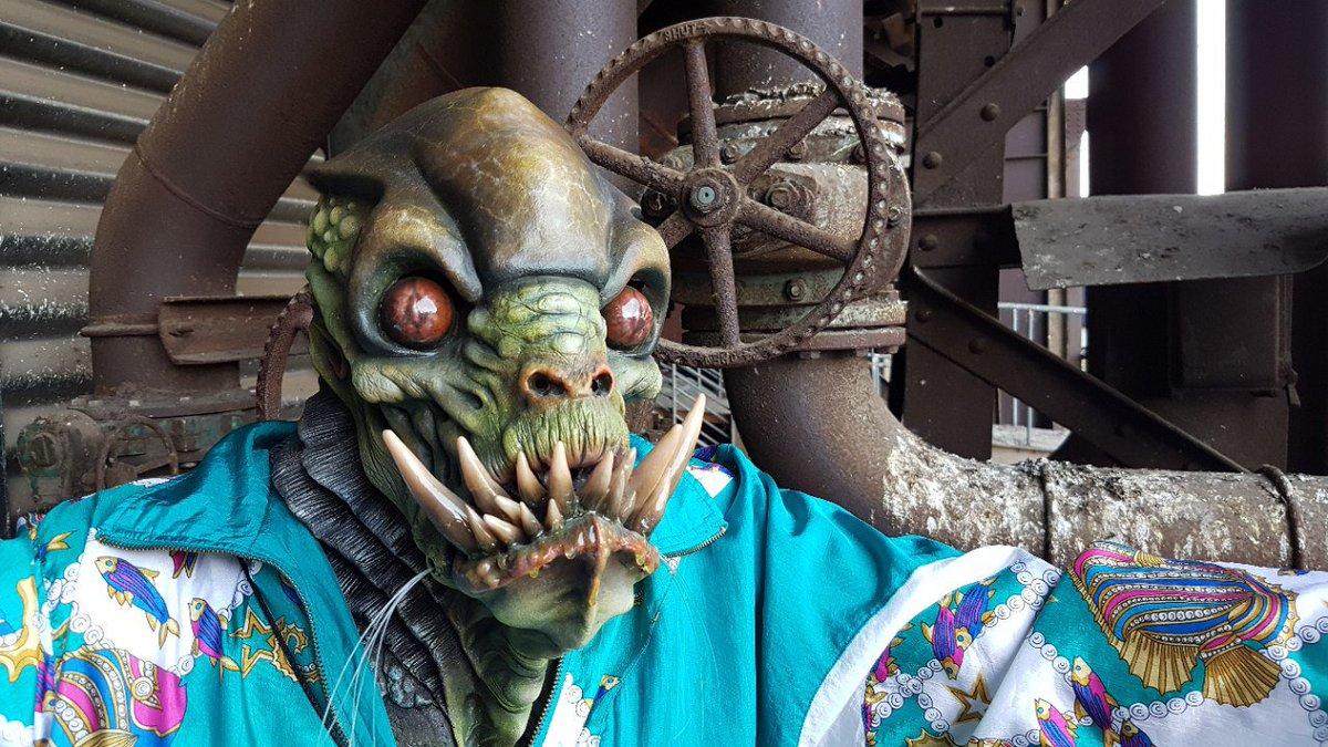 Radioactive man boiler room spokane