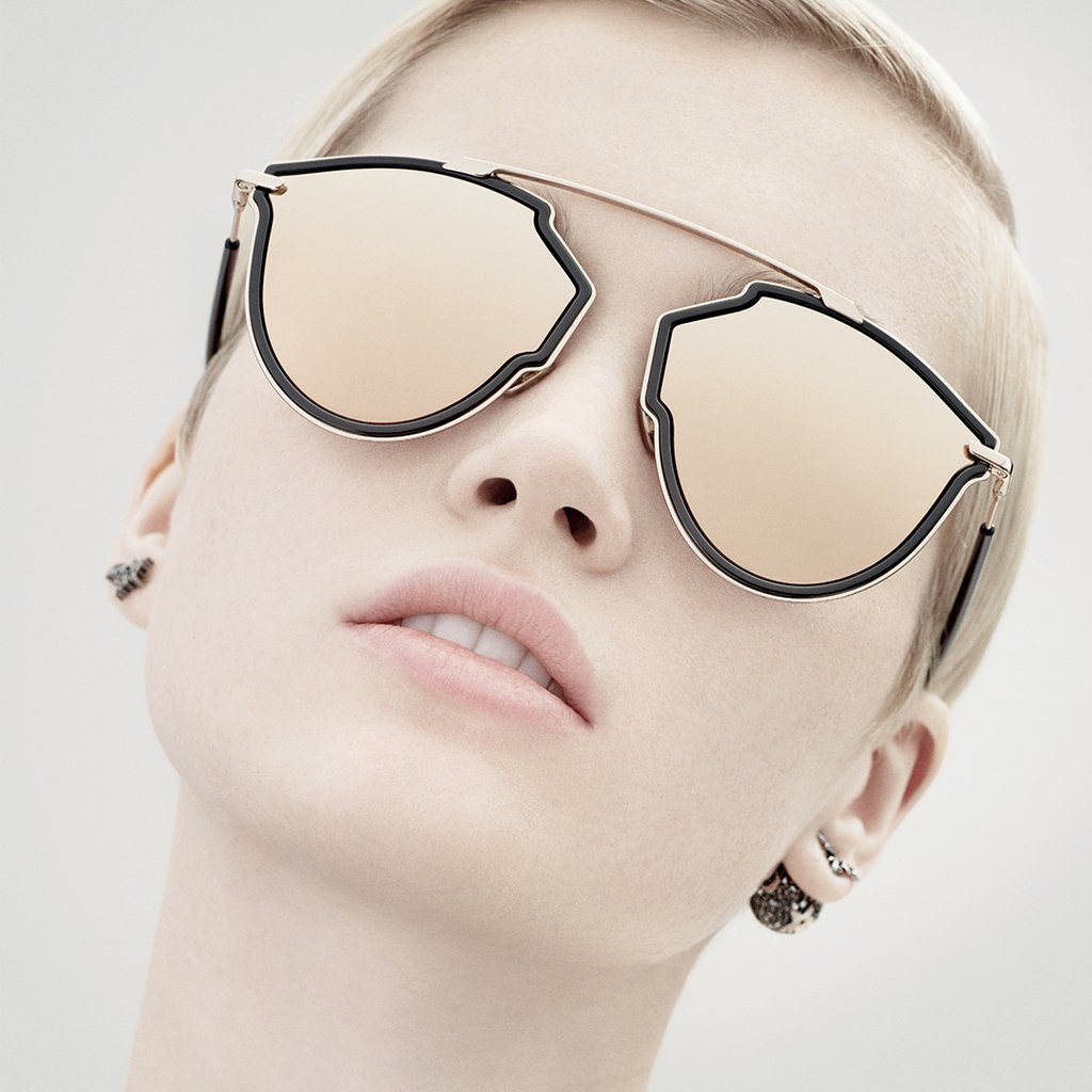 Fashion week Obsession celebrity dior so real sunglasses for girls