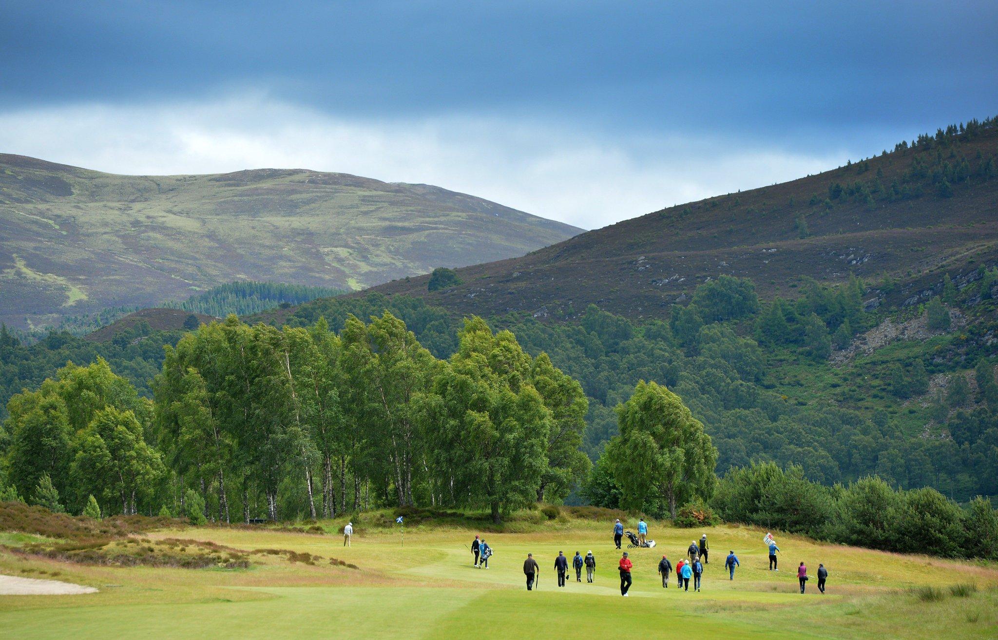 Challenge Tour - SSE Scottish Hydro Challenge DgCgT9aXUAA-SFY