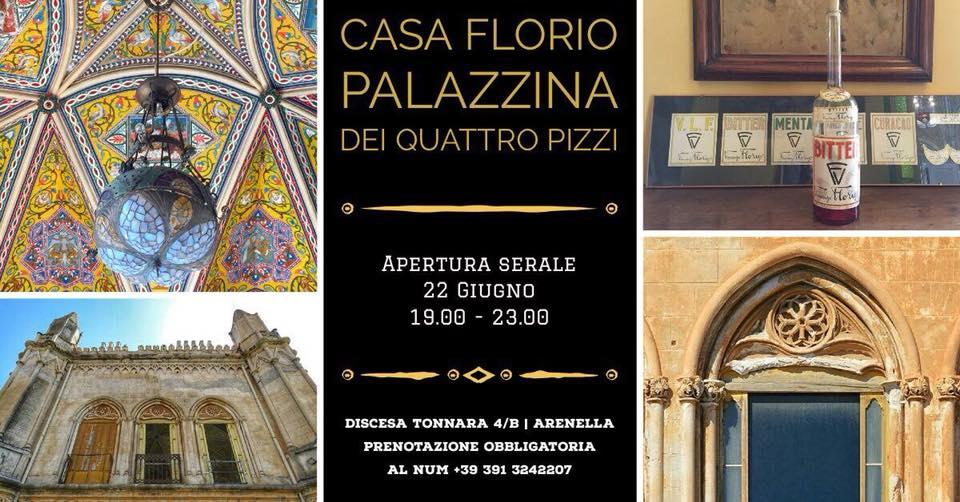 #Sicilia #Sicily #22giugno Un consiglio per il venerdì sera?: la Palermo dei #Florio! #eventi #Palermo #palermocapitalecultura  - Ukustom