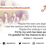 #WishfulJourneyAlbumLaunch Twitter Photo