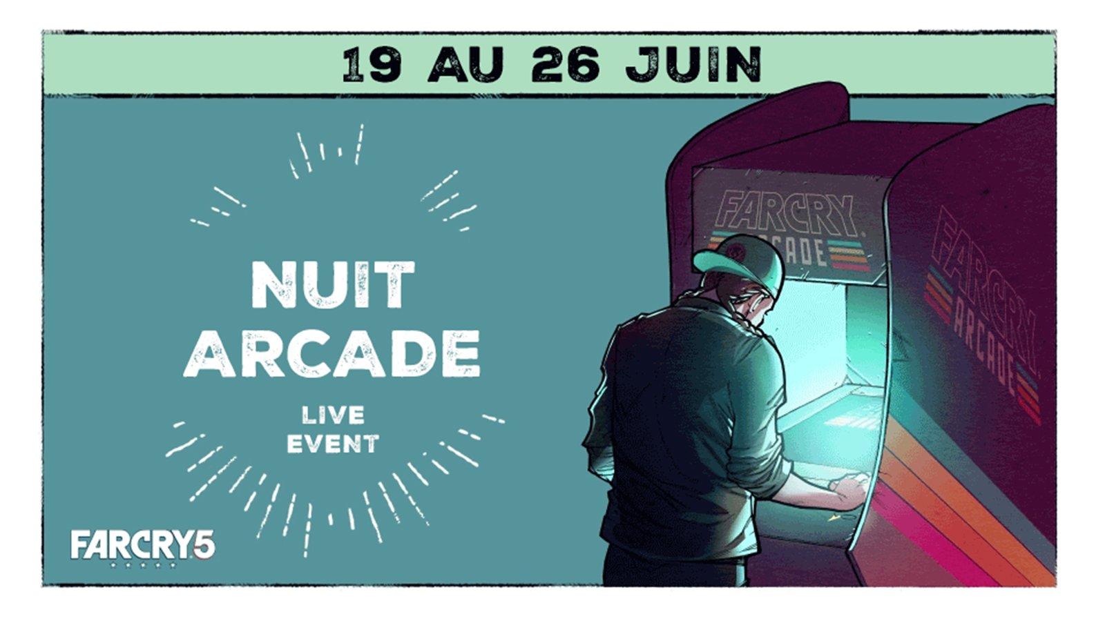 Far Cry Fr On Twitter Le Nouvel événement Live De Far Cry 5 Nuit