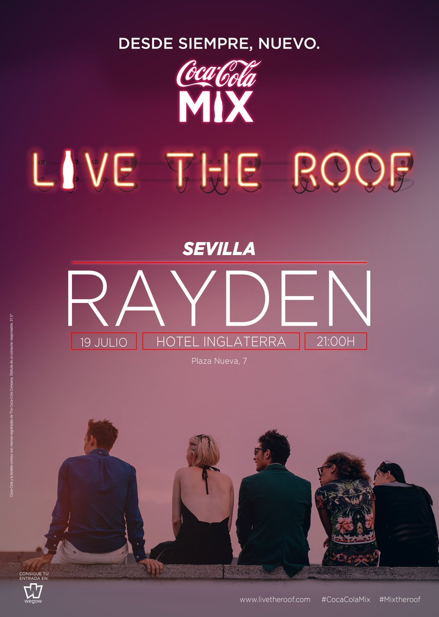 #CocaColaMix Latest News Trends Updates Images - LiveTheRoof