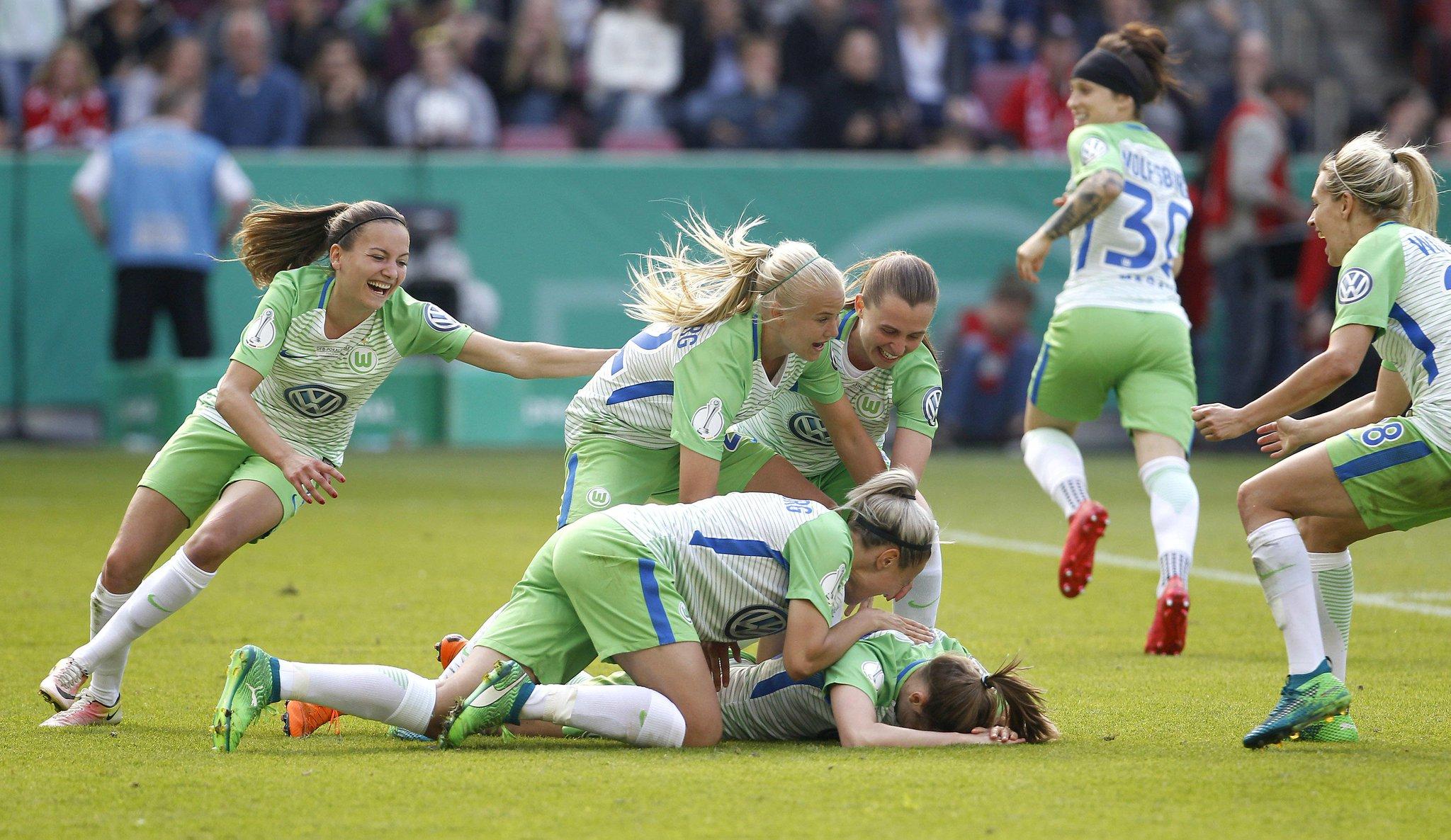 Dfb Frauenfussball