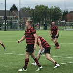 Saturday's game saw us give out a debut to Jordan Hutchison who is the brother of Drew who plays @LeighCenturions, Jordan comes from Albion Park Old Flats Eagles, an outstanding debut which was topped off by getting over the whitewash for a try #OneClubOneVision