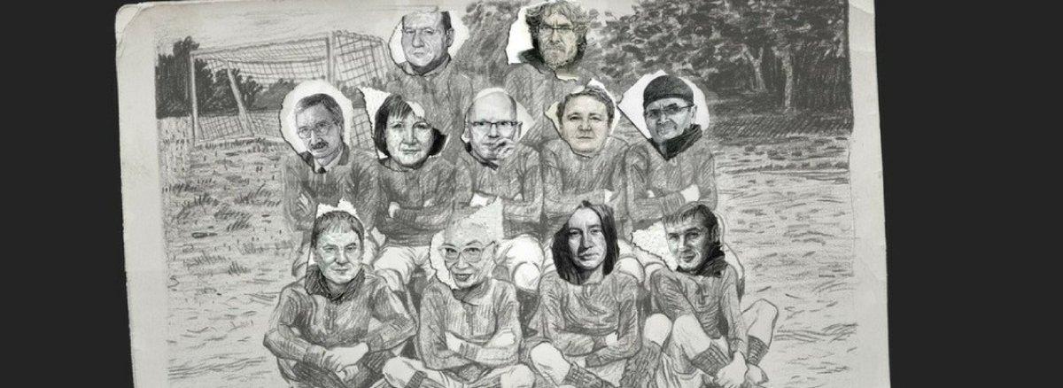 In occasione dei #mondiali di calcio in #Russia, puntiamo i riflettori su 11 campioni nel campo dei diritti umani che ogni giorno mettono in gioco la vita per difendere i diritti umani nel loro paese.#coraggio https://buff.ly/2thoxoO  - Ukustom