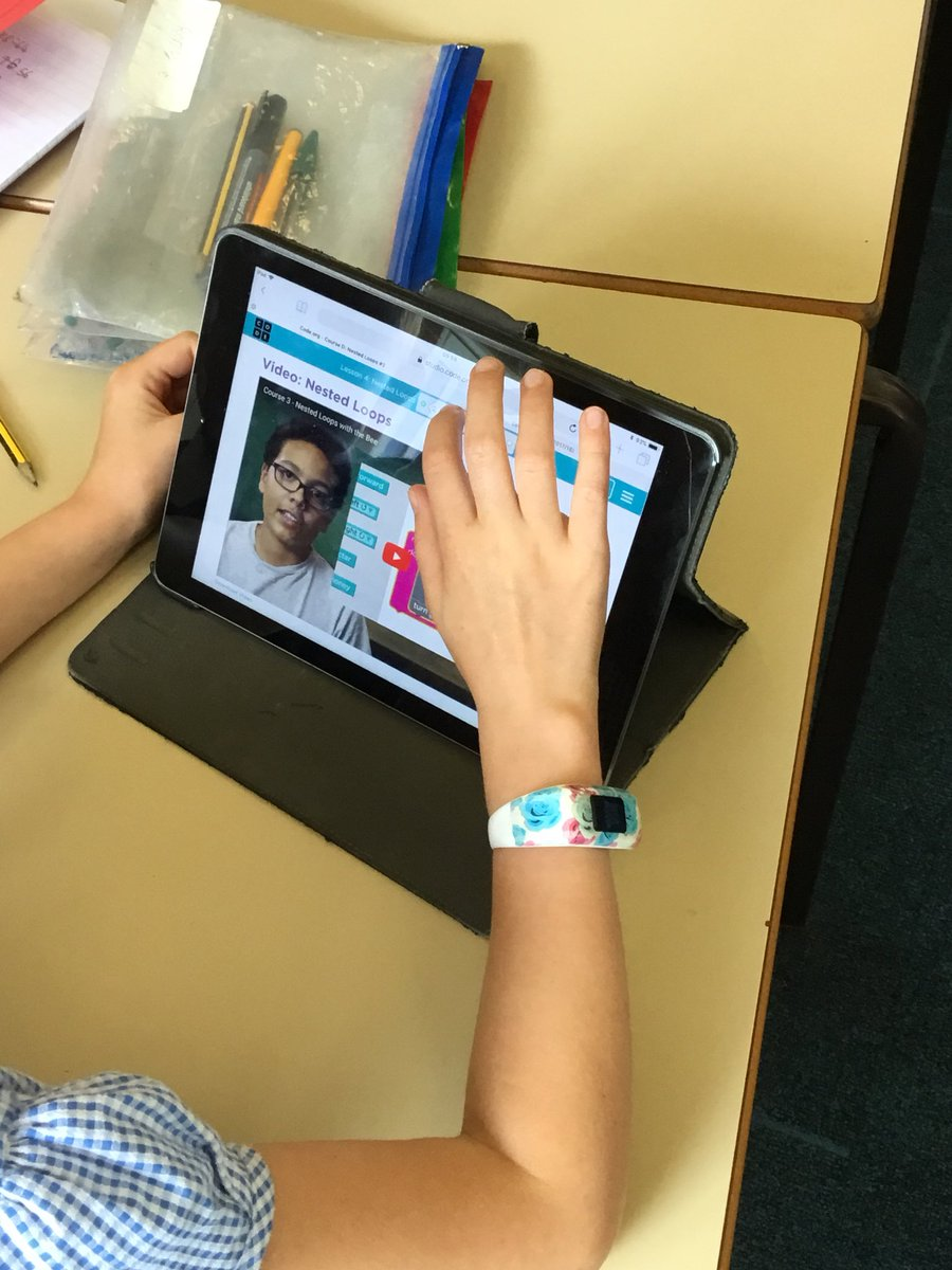 test Twitter Media - Year 3 are developing their understanding of nesting loops in coding today #gorseycoding https://t.co/7AYFol2ZK8