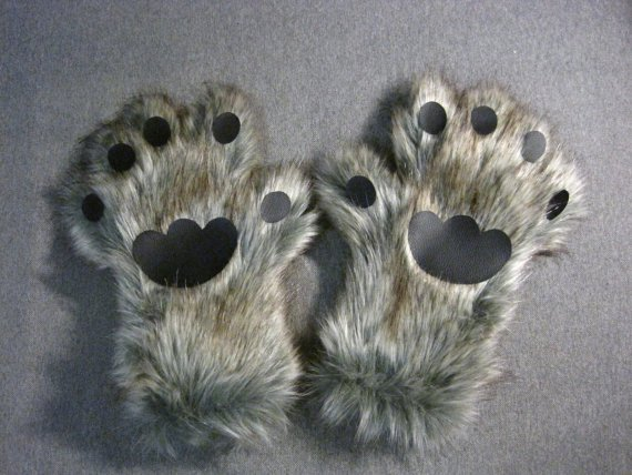 I know winter's over, but these look like excellent mittens to buy.
