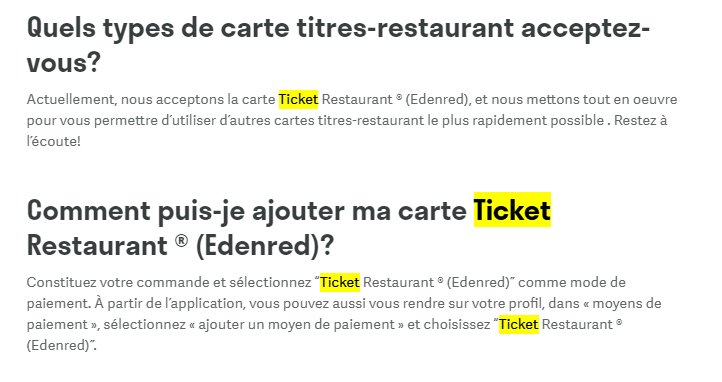 deliveroo carte ticket restaurant Kelp on Twitter: