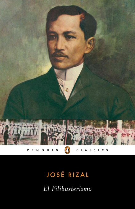 José Rizal, a leading champions of Filipino nationalism and independence and the author of NOLI ME TANGERE and its sequel EL FILIBUSTERISMO, was born #OnThisDay in 1861. Photo