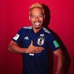 Nagatomo Twitter Photo