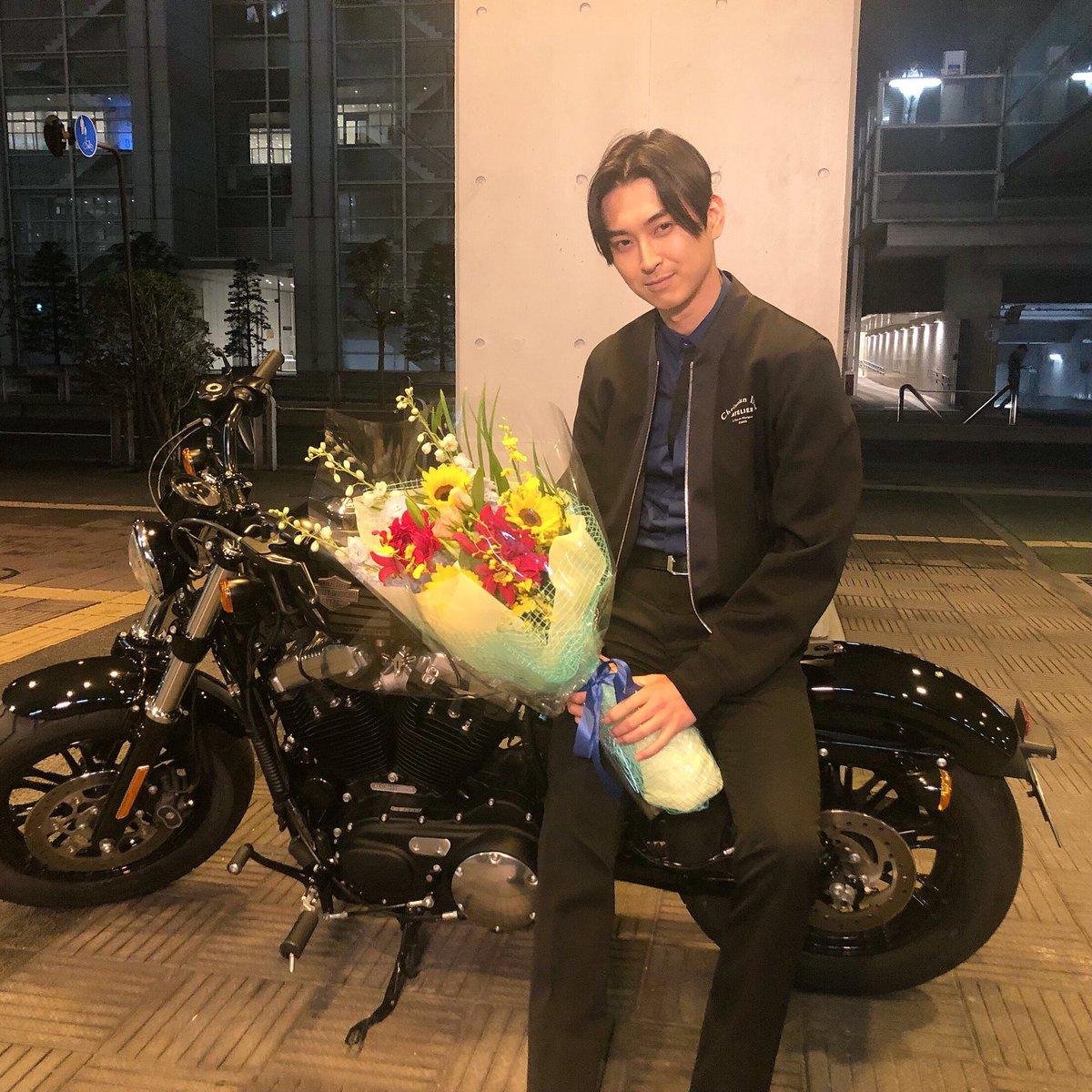 【公式】🌸6/26(火)22時〜最終回OA🌸「花のち晴れ〜花男 Next Season〜」さんの投稿画像