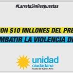 #LarretaSinRespuestas Twitter Photo