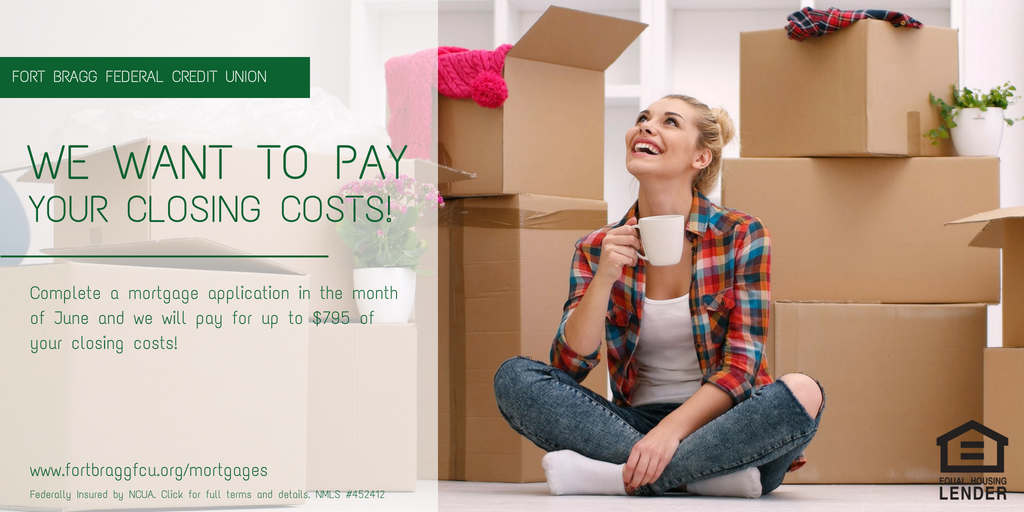 Fort Bragg Fcu On Twitter Our Mortgage Offer Is Back For The