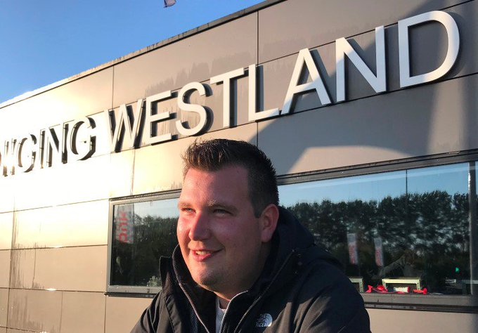 De Jong nieuwe coach Heren 1 Hockeyvereniging Westland https://t.co/4S0nBmyThE https://t.co/DYj1gqjWyQ