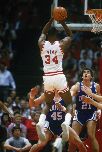32 years ago today, the great Len Bias died. On the court, he was Superman.