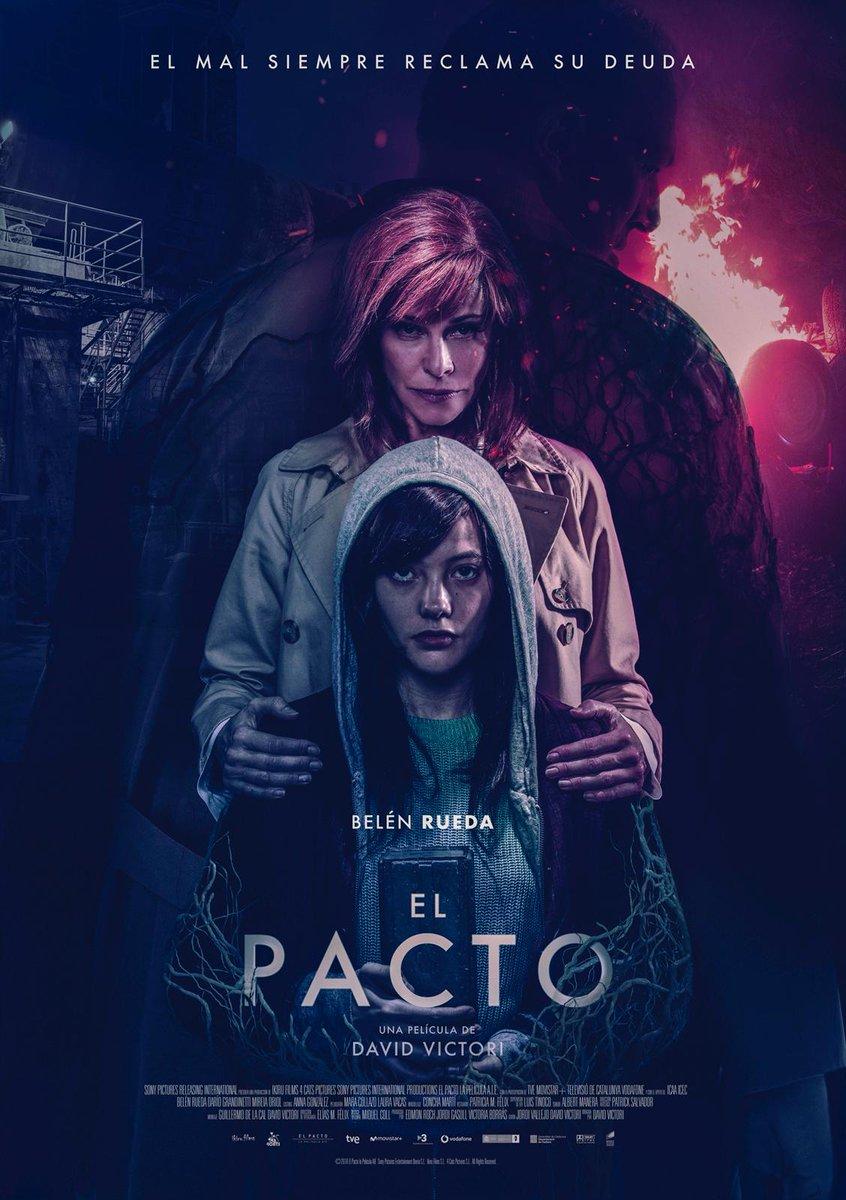 Resultado de imagem para el pacto David Victori poster
