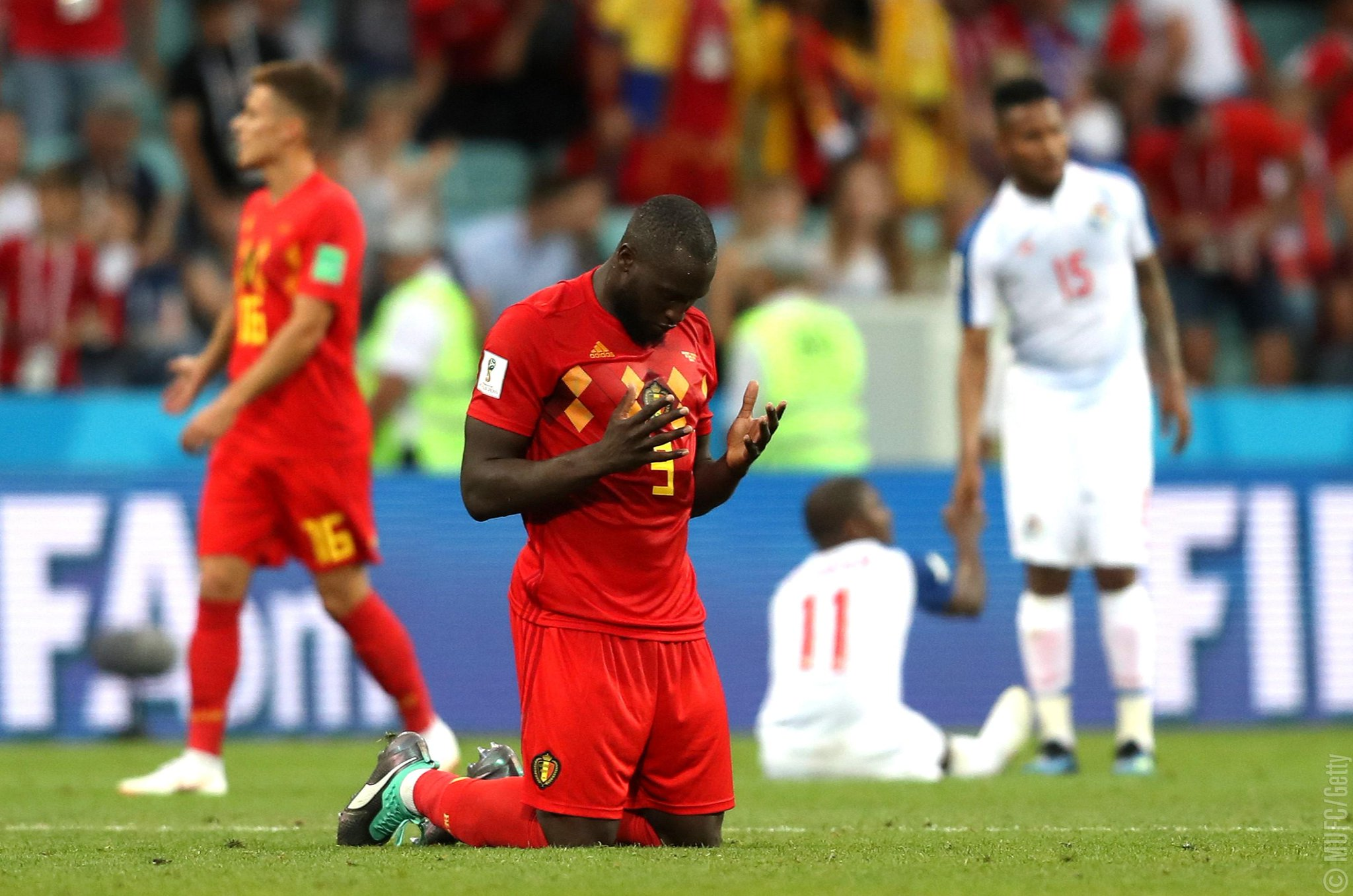 .@RomeluLukaku9 has scored 1️⃣5️⃣ goals in last �� international appearances ������ https://t.co/VUOmkTmDvn