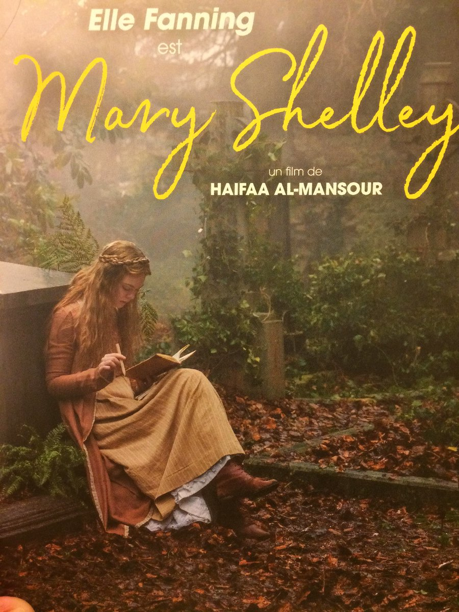 Mary Shelley (anciennement A Storm in the Stars), un film sur Mary et Percy Shelley - Page 2 DgDE8KeWsAI48Tm
