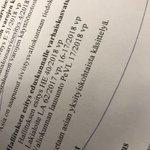 Image for the Tweet beginning: #Varhaiskasvatus laki valmistui juuri sivistysvaliokunnassa!