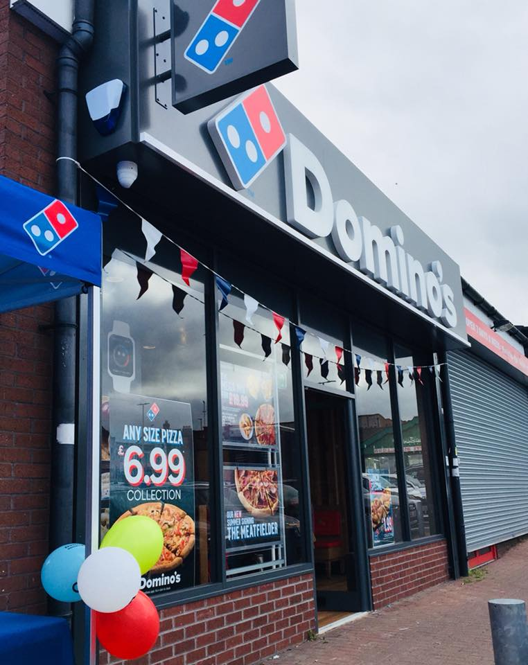 Dominos Birmingham On Twitter Check Out Our Fresh New