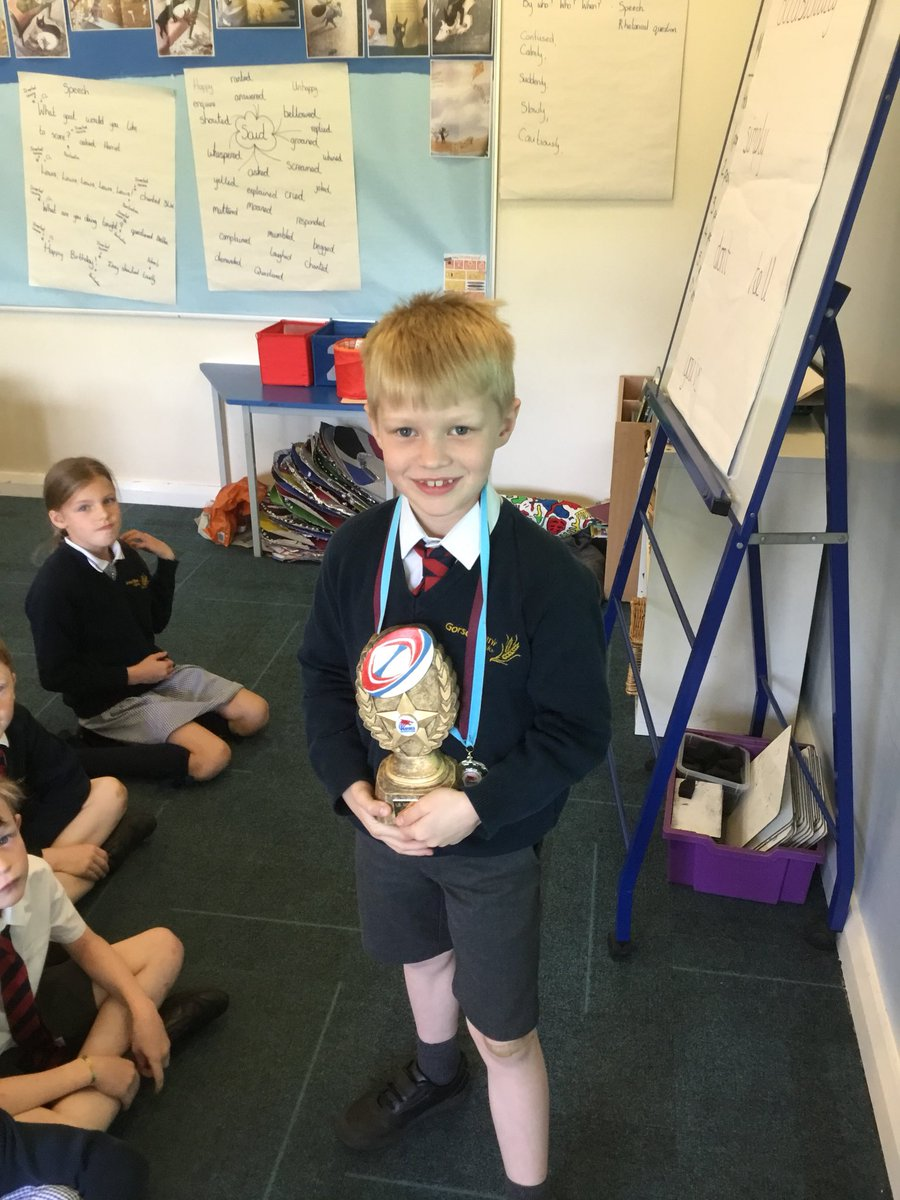 test Twitter Media - Our most improved player, in Rugby last month! Amazing!!! https://t.co/tDI6MpCX8O