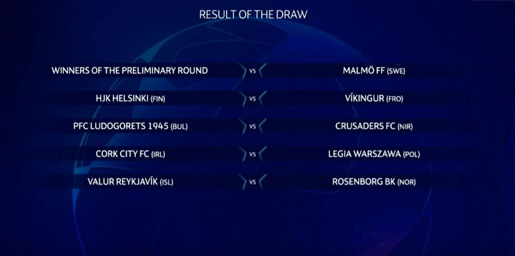 #Ucldraw Latest News Trends Updates Images - lsouza73