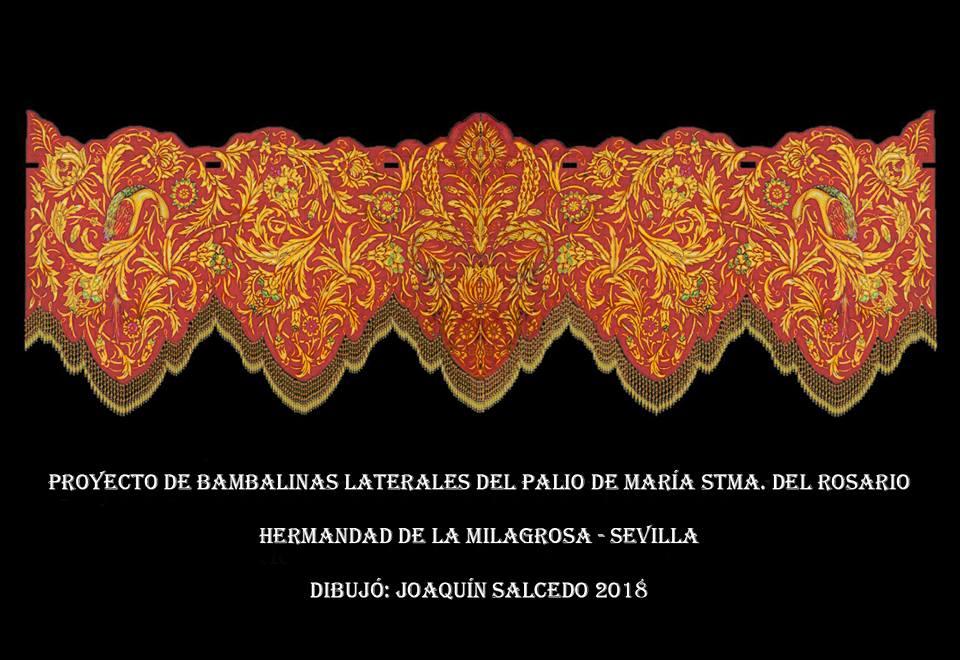 La Sevilla Penitente على تويتر Proyecto De Las Bambalinas