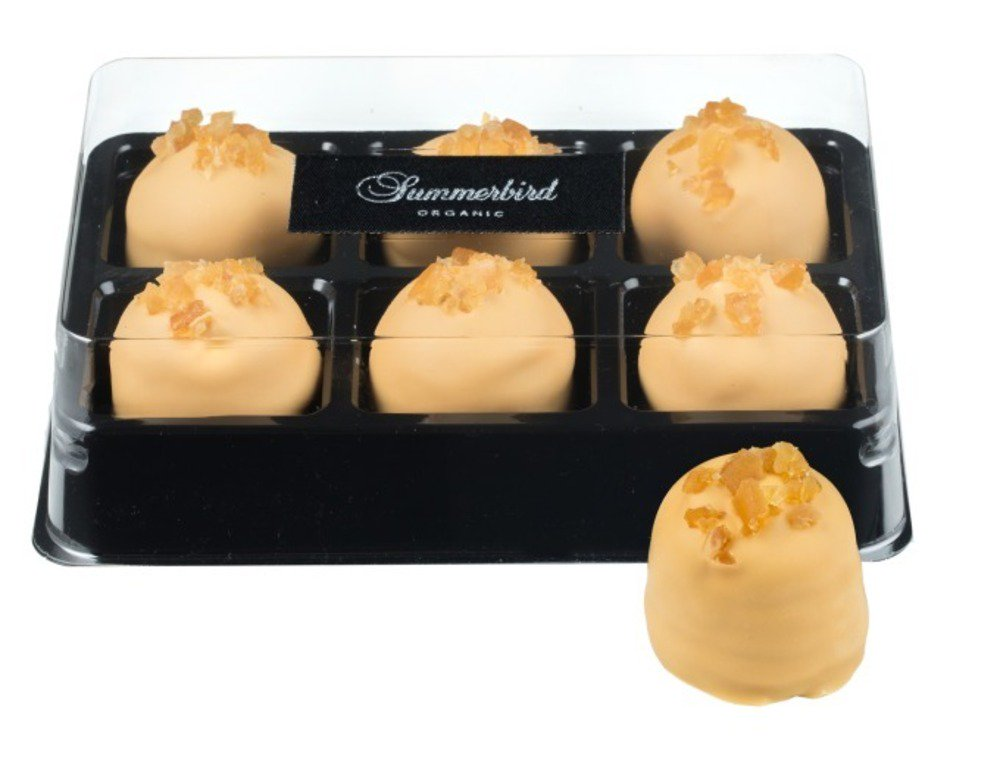 デンマーク発サマーバード オーガニック、爽やかなパッションフルーツ香るメレンゲチョコなど -