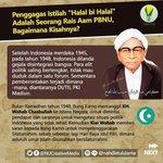 Halal Bihalal Twitter Photo