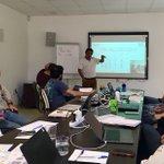 Image for the Tweet beginning: Coordination meeting in #Málaga of