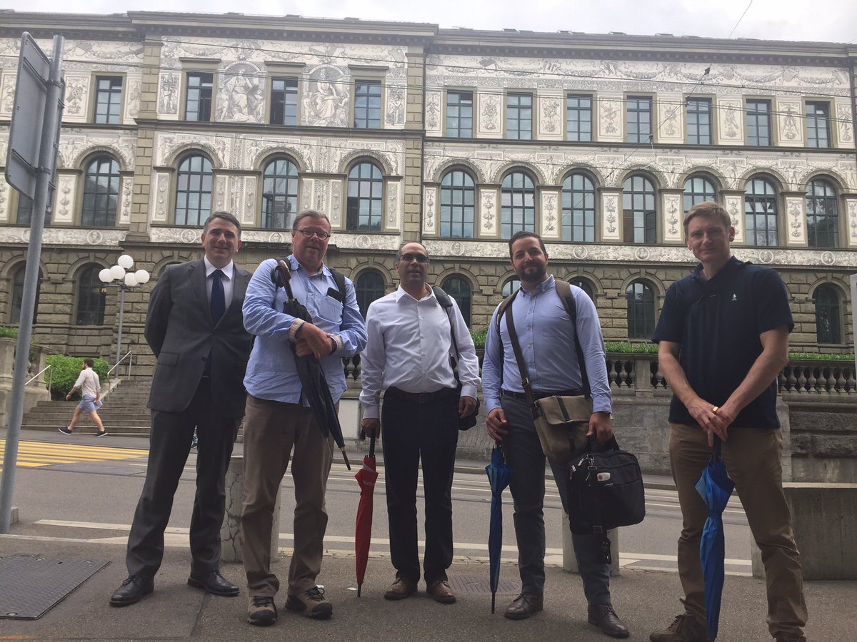 Collaboration kickoff! the @MosaicUL team visited the #UZH CAMBB (Center for Applied Biotechnology and Molecular Medicine) and the MSRL (Multi-Scale Robotics Lab) at @ETH Zurich. Looking forward to the #researchimpact! <br>http://pic.twitter.com/T7tmws0837