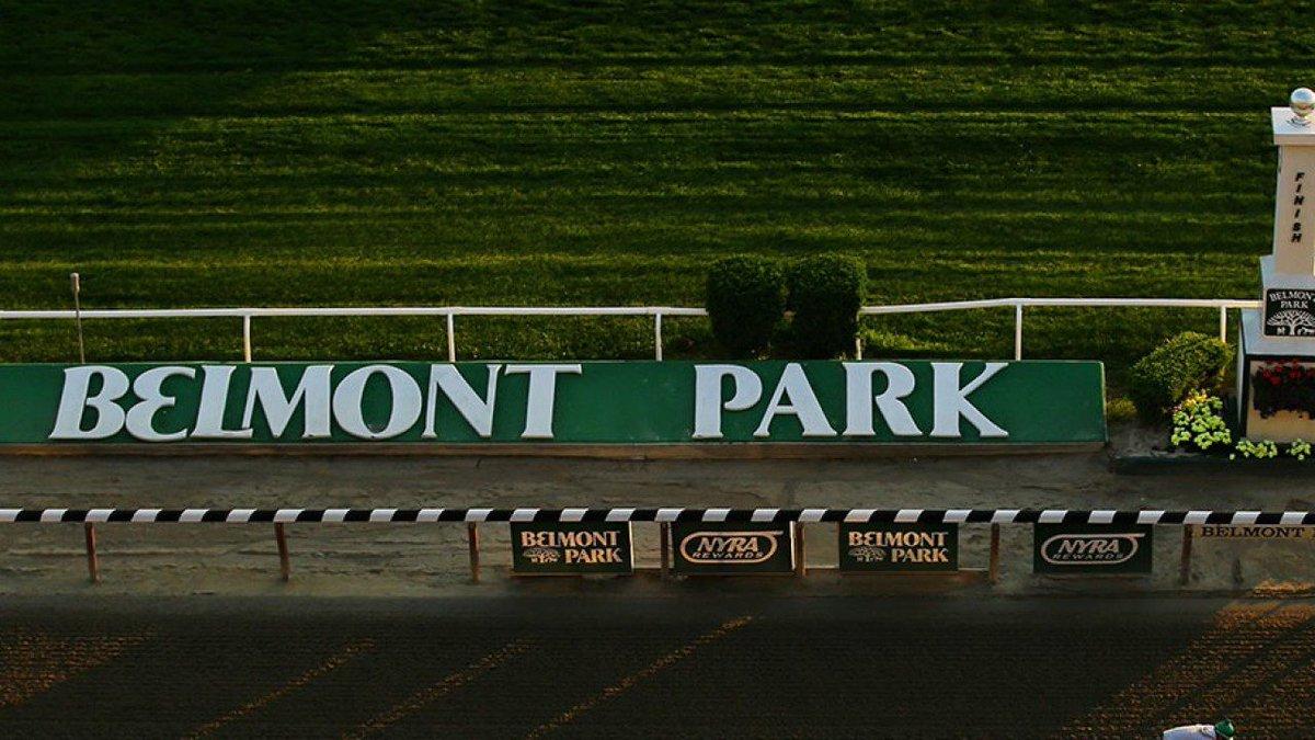 Belmont Stakes Virtual Tour