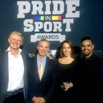 Congrats to the NRL on winning the award for the highest ranking National Sporting Organisation at the  #PSI2018 #PrideInSports Awards  #LGBTIInclusion #LGBTIAustralianSport  An awesome achievement, well done and well deserved @NRLWelfed @NRLCommunity 👏🏽😀