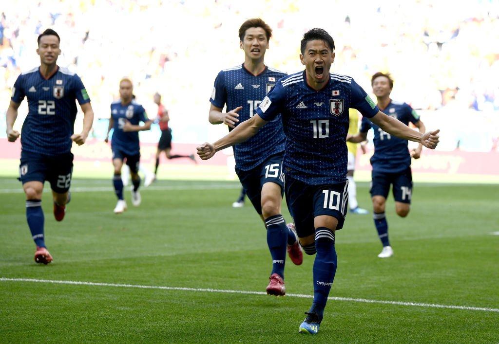 Así fue el gol de Japón frente a Colombia https://t.co/P1e47vUTlG #Rusia2018 https://t.co/KsLeDcP82z