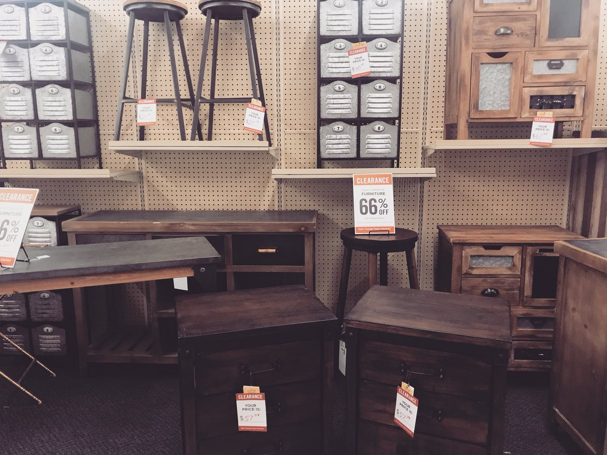 Hobby Lobby Life On Twitter Guess What Clearance Furniture Is