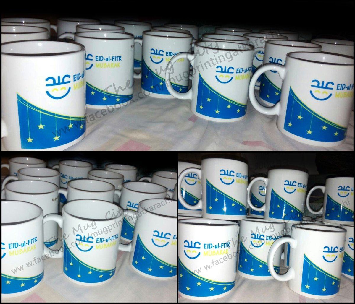 Customize Eid Mubarak Mugs Choose from a variety of personalized gifts that are made to suit your gifting needs. Best Price | High Quality Printing | Nationwide Delivery Call/WhatsApp for Order : 0341-2638116 #mugcity #mugprintingkarachi #Eidmubarak #customizeprinting pic.twitter.com/McITDGBNDa