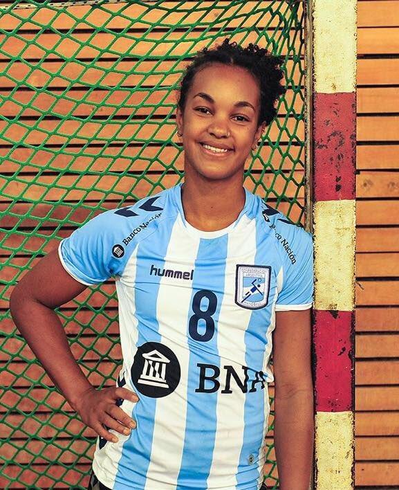 NUEVO FICHAJE : JOANA BOLLING, INTERNACIONAL ARGENTINA