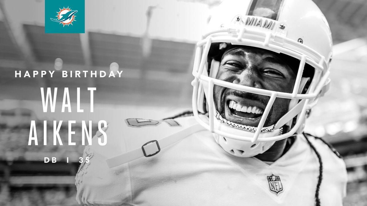 🎉 Wishing @Walt_Aikens a Happy Birthday today! 🎉