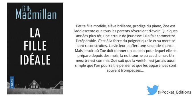#MardiConseil Un thriller époustouflant v/ @ALA_Booklist Photo