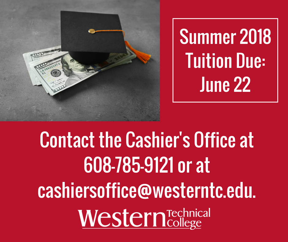 Western tech college on twitter students our summer tuition due contact the cashiers office at the number below or head to https westerntcpaying for college for more info please share to spread the thecheapjerseys Image collections