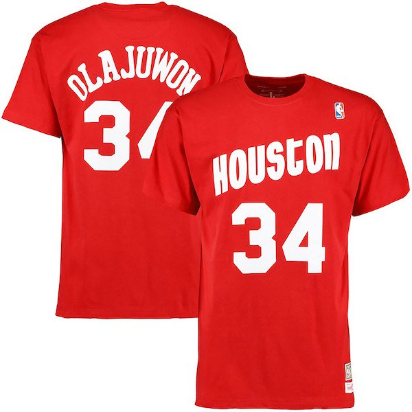 With the 1st pick in the 1984 @NBADraft , the @HoustonRockets select @DR34M! Shop The Dream on.nba.com/2K3F5uR