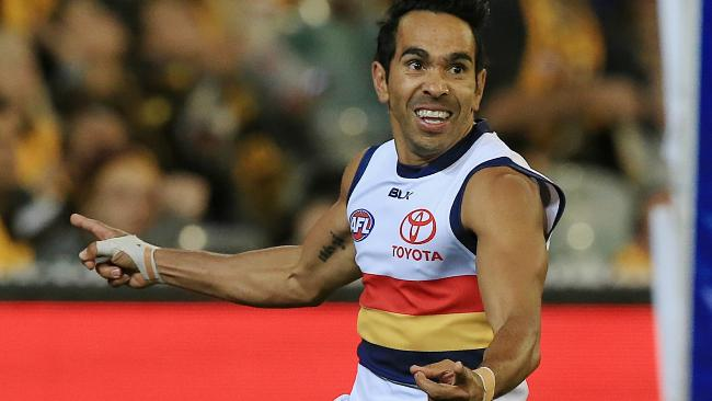 aflratings.com.au's photo on Eddie Betts