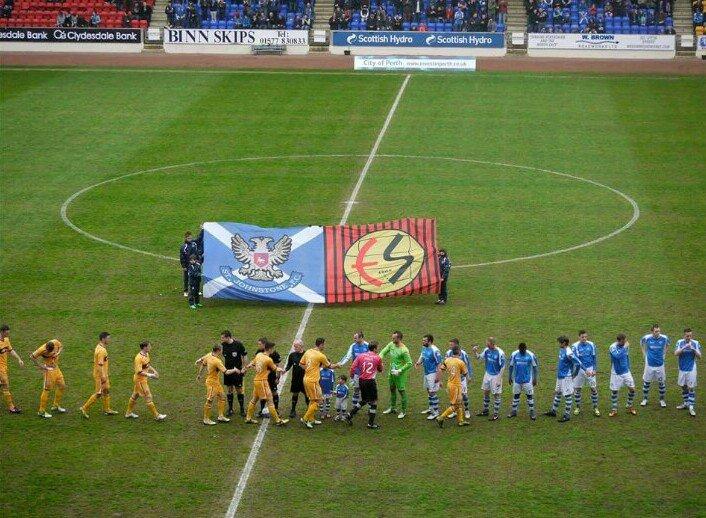 St. Johnstone'dan Eskişehirspor'a başarı dilekleri
