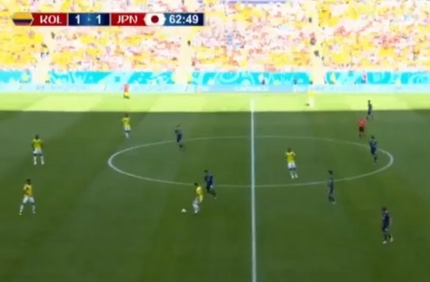 Colombia vs. Japan Live on HD Stream Mobile PC #COLJPN Photo