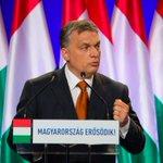 #Orban Twitter Photo